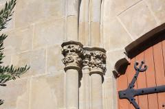 Eglise paroissiale Saint-Jean-Baptiste - Français:   Laure-Minervois