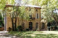 Bastide du Jas de Bouffan, dénommée aussi propriété Granel-Corsy du Jas de Bouffan - Deutsch: Bastide du Jas de Bouffan, Elternhaus von Paul Cézanne