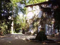 Bastide du Jas de Bouffan, dénommée aussi propriété Granel-Corsy du Jas de Bouffan - English: Photographer: User:Ballista
