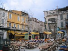 Monument à Frédéric Mistral -