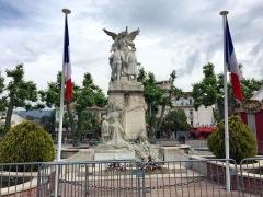 Monument aux morts de la guerre de 1914-1918, dit aussi Monument de la Victoire - English: Aubagne monument to the dead