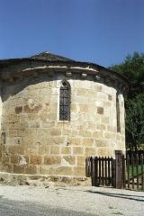 Château de Caillac - France - Auvergne - Cantal - Église Saint-Ferréol de Salsignac
