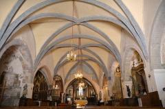 Eglise Saint-Martin - Église de Marcolès, Cantal Auvergne, France