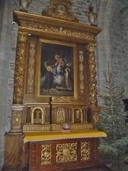 Eglise Saint-Blaise et Saint-Martin - Nederlands: Chapelle du Rosaire,