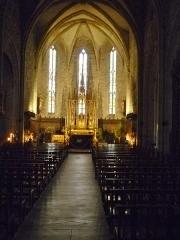 Eglise Saint-Blaise et Saint-Martin - Nederlands: L'église de Saint-Martin et Saint-Blaise, département du Cantal, en région Auvergne-Rhône-Alpes, France