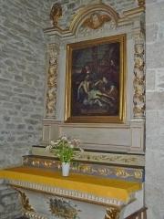 Eglise Saint-Blaise et Saint-Martin - Français:   \