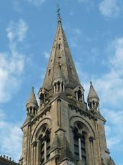 Eglise Saint-Martial - Français:   église St-Martial, Angoulême, Charente, France