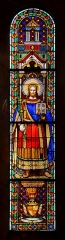 Eglise Saint-Martial - French stained-glass artist and painter