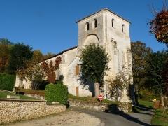 Eglise Saint-Pierre - Français:   Eglise de Rougnac, Charente, France