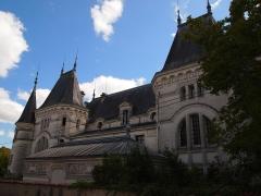 Château des Chabannes - Français:   Château des Chabannes à Jarnac en Charente