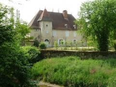 Château de Chambes - Français:   Château de Chambes, Roumazières, Charente, France