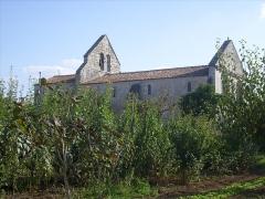 Eglise Notre-Dame - Français:   Eglise de Sainte-Radegonde