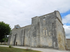Eglise Saint-Martin - English: Meux: village church, view from southeast