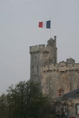 Slip way -  Tour Saint-Nicolas à La Rochelle