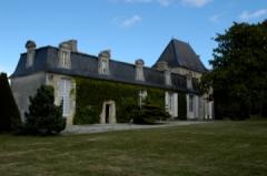 Château de la Faye - Français:   Vue d\'ensemble