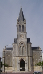 Eglise Notre Dame du Faubourg -  Eglise Notre-Dame de Rochefort