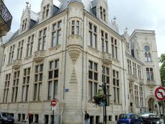 Recette principale et direction départementale de la Poste - Français:   Bourges - Hôtel des Postes