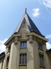 Ancien grand magasin Aux Nouvelles Galeries - Français:   Bourges (Cher): ancien grand magasin Aux Nouvelles Galeries (MH)