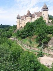 Eglise paroissiale Saint-Martial - Château de Culan