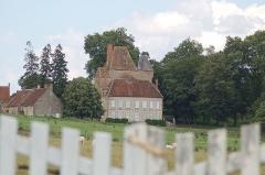 Château du Creuzet - English: Castle of Le Creuzet