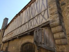 Hôtel Piget - English: Vitteaux,  Burgundy, FRANCE