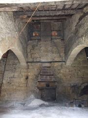 Ensemble industriel - English: Blast furnace, Noiron-sur-Bèze, Côte-d'Or, Bourgogne, FRANCE
