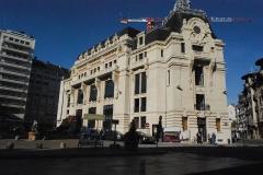 Hôtel des Postes - Français:   Vue de Dijon.