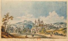 Domaine du château de La Rochepot - French painter