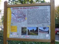 Réservoir Darcy et jardin Darcy, y compris ses clôtures et la fontaine de la Jeunesse - Dijon, Parc Darcy.