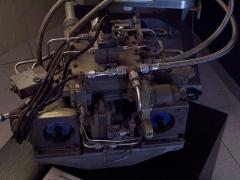 Relais de télécommunication dit Le Radôme -  Moteur Vickers PB1, Pleumeur Bodou , France