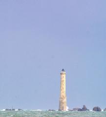 Phare des Héaux-de-Bréhat, situé en Manche, au large de Pleubian -  Auteur: Patrick Maire