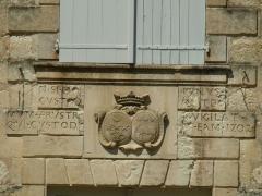 Domaine du château de Cumond - English: castle of Cumond, St-Antoine-Cumond , Dordogne, SW France