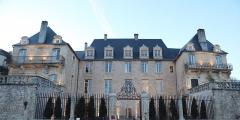 Hôtel de Bouilhac - Français:   La façade après rénovation