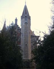 "Demeure dite ""Château de la Juive"" - English: The"