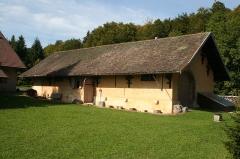 Maison de Monte au Lever - Français:   Garage de Monte au Lever.