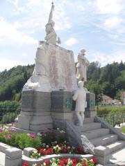 Monument aux morts - Français:   Jougne, monument aux morts