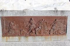 Monument aux morts - Français:   Le monument aux morts