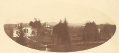 Observatoire - English: General view of the observatory of Besançon (Doubs, France), at the end of the 19th century.