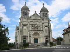 Basilique Saint-Ferréol et Saint-Ferjeux -  Eglise Saint Fergeux (près de Besançon)