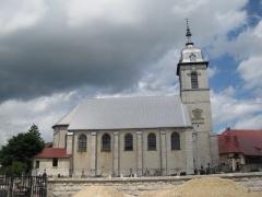 Eglise paroissiale - Français:   Église de l\'Assomption de Mouthe