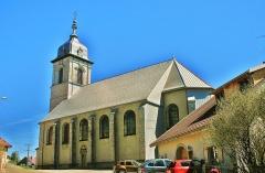 Eglise paroissiale - Français:   Eglise de Mouthe.