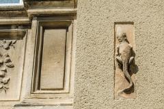 Ancien clos Genest : villa des Cigales et villa Margot - Français:   Valence (Drôme, France), Clos Genest, villa Margot, décors (détail)