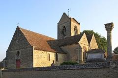 Eglise Saint-Maurice - Français:   Église Saint-Maurice de Vesly
