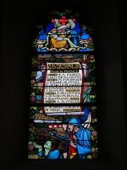 Eglise Saint-Maurice - Français:   Église Saint-Maurice de Vesly.