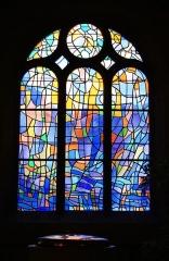 Ateliers de fabrication de vitraux, dits Ateliers Lorin - Français:   Église Saint-Bénigne, Pontarlier, Doubs, Franche-Comté, France. Baie n°16