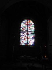 Ateliers de fabrication de vitraux, dits Ateliers Lorin - Français:   Vitraux de l\'église Saint-Bénigne (Pontarlier)
