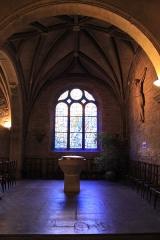 Ateliers de fabrication de vitraux, dits Ateliers Lorin - Français:   Église Saint-Bénigne, Pontarlier, Doubs, Franche-Comté, France