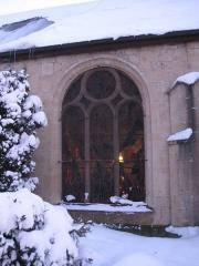 Ateliers de fabrication de vitraux, dits Ateliers Lorin - Français:   Église Saint-Bénigne (Pontarlier)