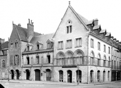 Maisons canoniales - French architectural photographer