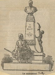 Monument à Noël Ballay -